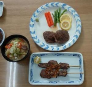 篠ノ井料理