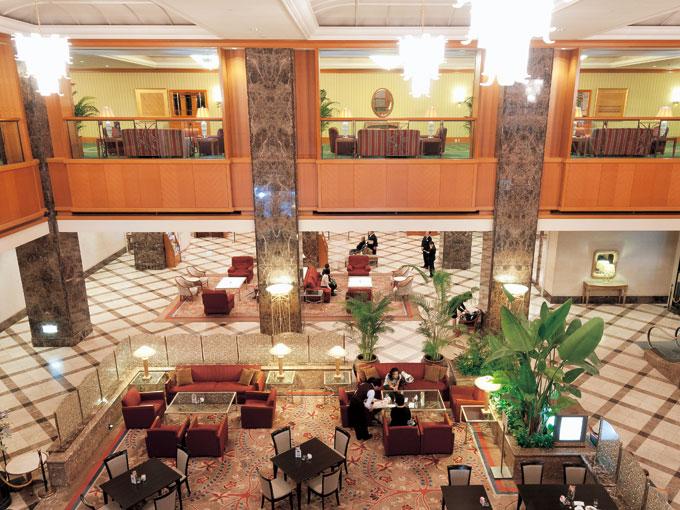 ホテルメトロポリタン長野